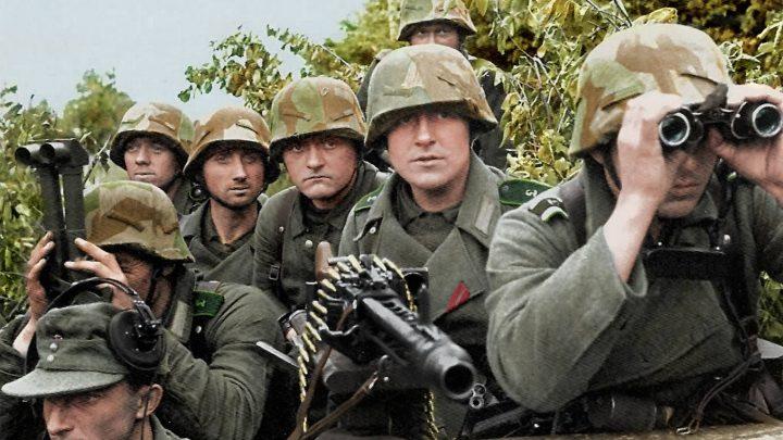 Divisions allemandes