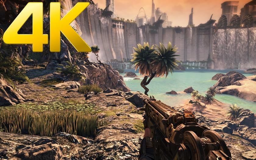 Les jeux vidéo en 4K sont jugés inutiles