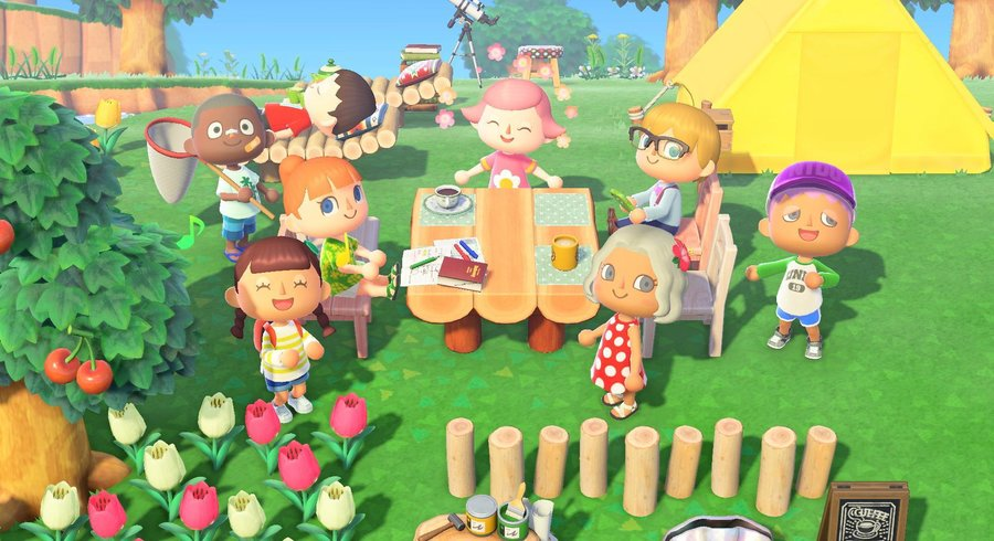 « Animal Crossing », une source de loisirs pendant le confinement