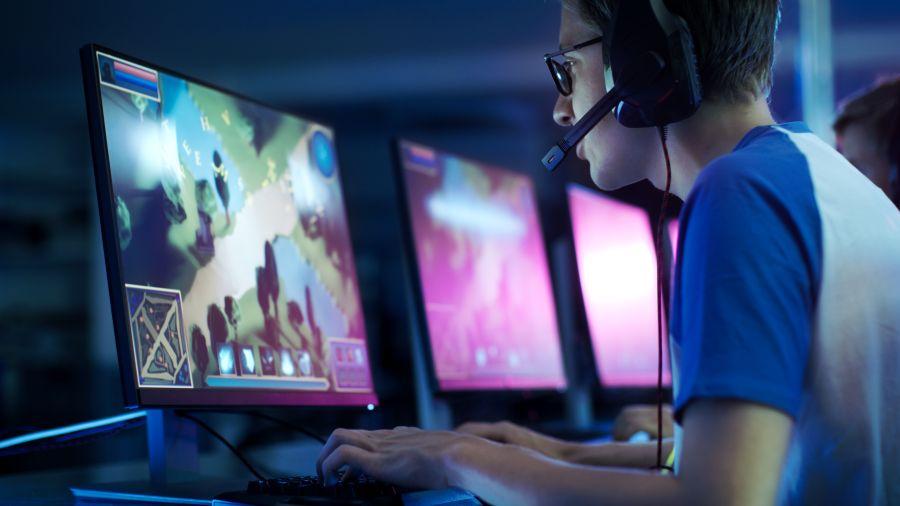 Les jeux sur ordinateur deviennent de plus en plus importants